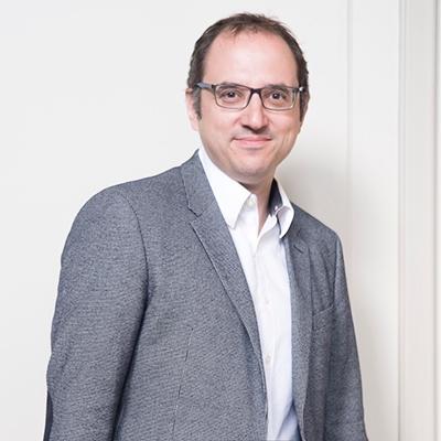 Raphaël Ruffier-Fossoul , rédacteur en chef de L'Arrière-Cour